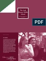 The Lady Eleanor Holles School Online Prospectus Information 2013 2014