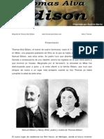 Biografia de Thomas Alva Edison - Henry Thomas