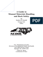 REF NCDOL WH Material Handling
