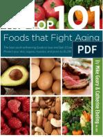 101anti Aging Foods
