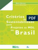 Criterios de Sustentabilidade para Projetos de MDL