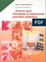 Kovács-Ondok - Élelmiszer-ipari Mvveletek És Folyamatok Számítási Példatára