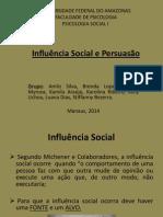 Apresentacao _ Psi Social I- Inf. Soc. e Persuasao