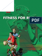 Fitness for Rugby
