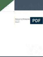Nessus 5.2 Enterprise User Guide