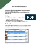 C# CRUD (Create, Read, Update & Delete)