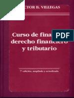 25-VILLEGAS - Curso de Finanzas Derecho Financiero y Tributario Parte 1