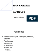 CAPITULO 3. proteinas