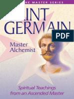 Saint Germain Master Alchemist Sample