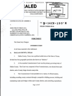 John Wiley Price Indictment
