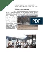 construcciones informe
