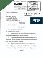 John Wiley Price Indictment