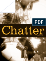 Chatter, August 2014
