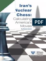 Iran's Nuclear Chess