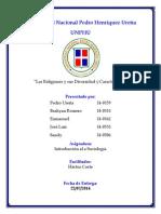 Trabajo Pedro Ureña Las Religiones