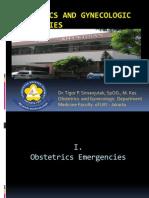 4. Obgyn Emergency