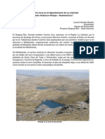160812180 El Camino Inca en El Departamento de La Libertad El Tramo Huanuco Pampa Huamachuco