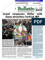 Friday Bulletin 586...
