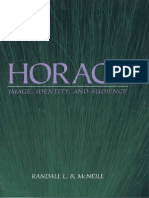 Horace - Image, Identity, And Audience