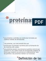 Proteinas Grupo 11