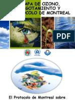 2.- Que Es La Capa de Ozono, Agotamiento y El Protocolo de Montreal