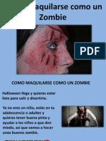 Como Maquilarse Como Un Zombie
