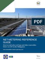 Net Metering Guide 2013