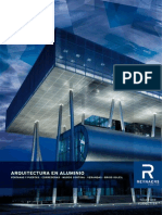 Arquitectura en Aluminio Reynaers