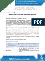 Actividad de Aprendizaje Unidad 1 Introducción a Los Sistemas de Gestión de La Calidad(1)