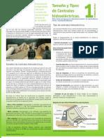 FICHA N° 1 SEMINIRIO MICRO MINI CENTRALES HIDROELECTRICAS