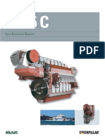 Brochure - MaK M 25 C Low Emission Engine