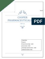 Cooper Pharmaceuticals