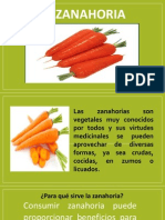 La Zanahoria Ppt