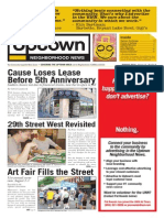 August 2014 Uptown Neighborhood News