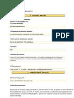 Planificador Proyecto Tita 2014