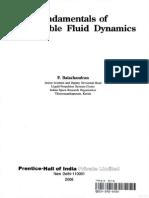 Fundamentals of Compressible Fluid Dynamics BALACHANDRAN