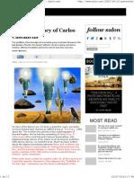 The Dark Legacy of Carlos Castaneda - Salon
