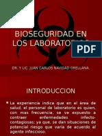 Bioseguridad en Los Laboratorios
