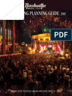 Nashville Meeting Planning Guide 2014-15
