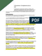 EVA_Valor Economico Agregado y La MEGA