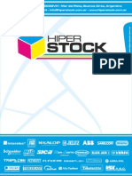 Catalogo HiperStock Web