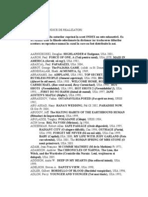 dictionar regizori si filme indice  mickey mouse povestitorul video er.php #9