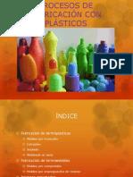 Procesos de Fabricacic3b3n Con Plc3a1sticos