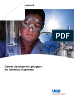 UOP Career Development Program for Chemical Engineers Brochure