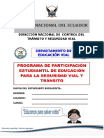 Manual Estudiantil de Seguridad Vial 2012-2013 Full