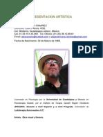 Currículum VERARTE 2014