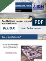 12 12 06 EDI SEMPrefabricados en El Sector Industrial y Minero Fluor