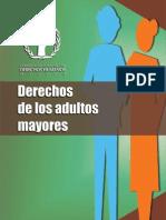 9 Cartilla Derechos Adultos Mayores, de la Comisión Nacional de los DDHH de México.