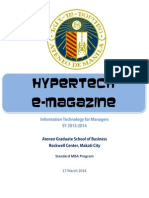 HYPERTECH E-MAGAZINE MARCH 2014