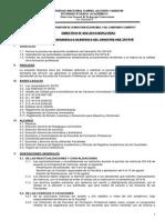 Directiva No. 002 2014 Dgpu Vrac